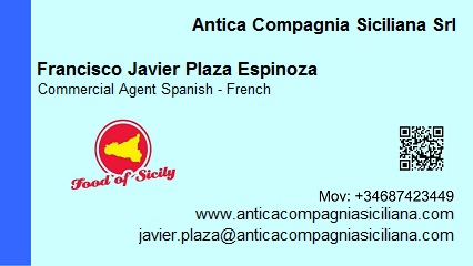 Commercial agent Spanish